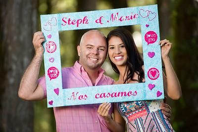 Stephanie & Mario