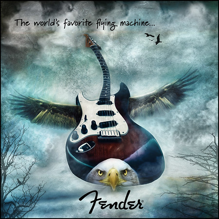 Fender Ad Example 2