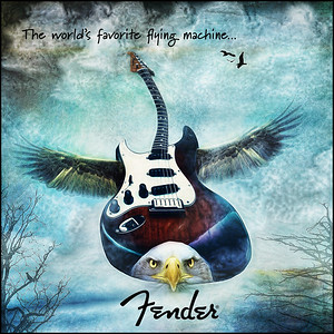 Fender Ad Example 4