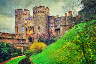 England Castle 2001