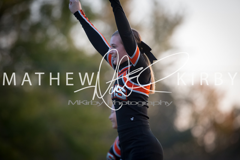 Palmyra Panthers vs Clark County Indians (District Championship)