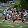 Hannibal Lady Pirates vs Wentzville Liberty Eagles '17 (districts)