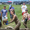 Area youth competed in the Annual YMens Club Junior Mud Volleyball Tournament Wednesday and Thursday in Hannibal, MO.  Mathew Kirby/Courier Post