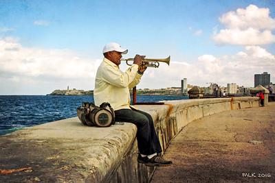 The Malecón, Havana, Cuba