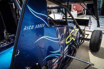 Rutherford, California's Rico Abreu.
