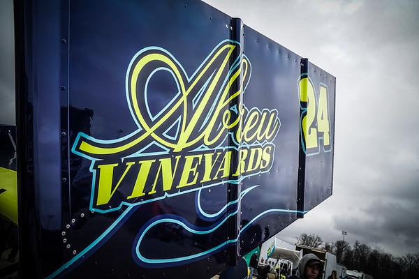Rico Abreu's sharp new paint scheme for 2018.