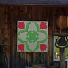 Photo courtesy of Evelyn and Carl Johnson<br /> The Feiger family's business, Walt's Antique Barn, features a mellow, antique-looking quilt square whose design dates to the Civil War.
