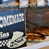 Record-Eagle/Vanessa McCray<br /> <br /> Royal Farms Inc. offers freshly baked pies at its roadside market in Atwood.