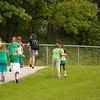 Record-Eagle/Jan-Michael Stump<br /> Eastern Elementary students walk home after the last day of school Thursday.