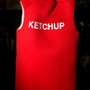 Record-Eagle/Jan-Michael Stump<br /> A ketchup costume.