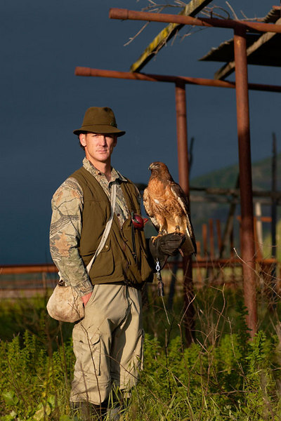 """Please check out """"Learning to Fly"""" to learn more about MacTague, his birds, and the rigorous training that each has undergone."""
