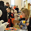 St. Mary-Hannah Halloween Party : A crowd of costumed revellers celebrated Halloween at St. Mary-Hannah elementary school in Kingsley Sunday.