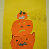 Record-Eagle/Vanessa McCray<br /> Students made pumpkin-inspired art, which was on display during the party.