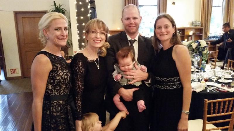 Codreas at Emily Wedding