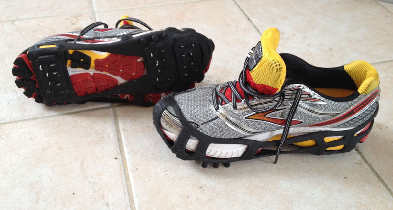 Brooks Ghost 6 shoes with Stabilicers Lite