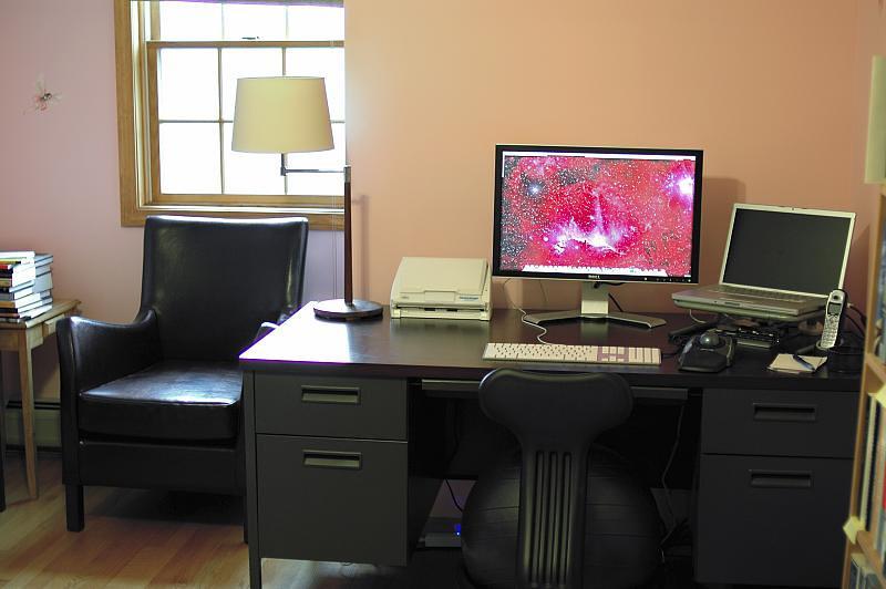 My study
