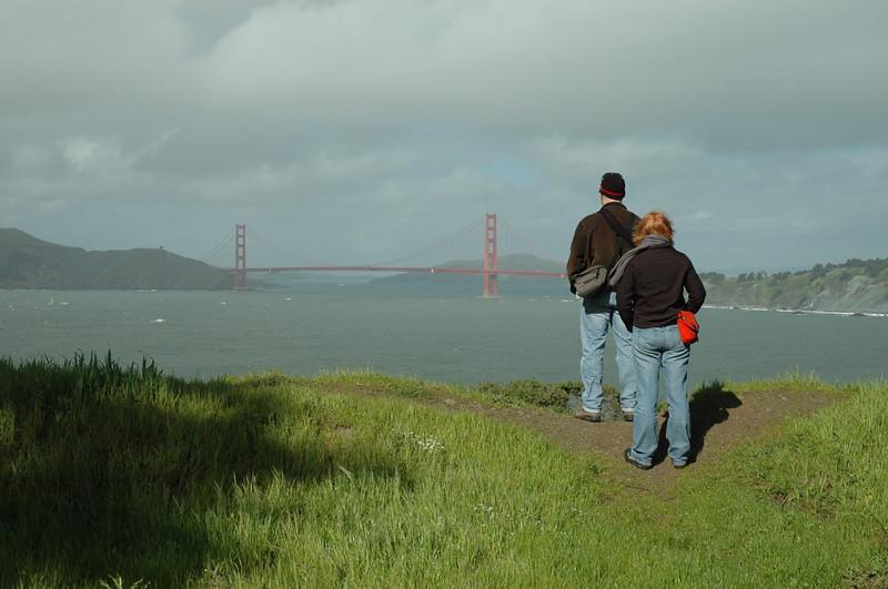 Regarding the Golden Gate