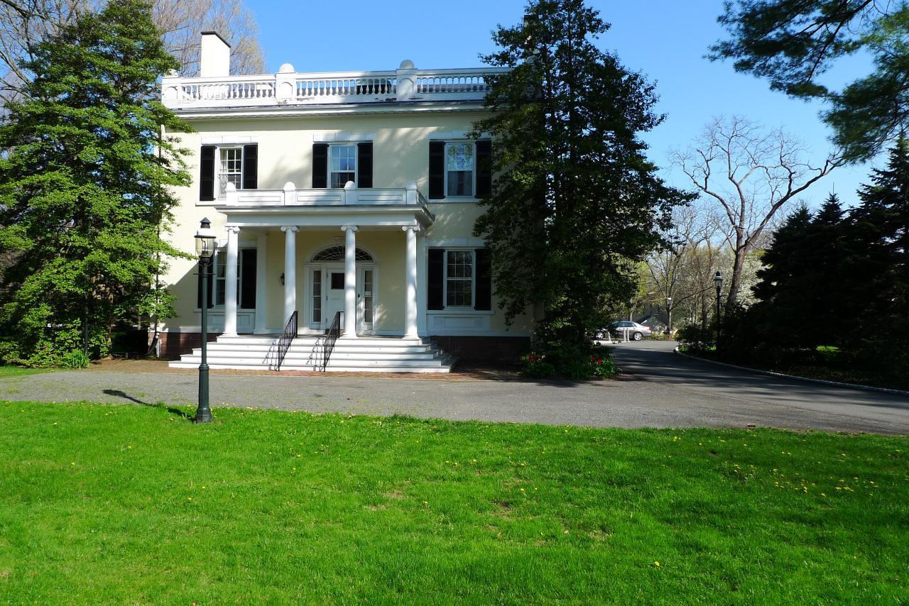 Palmer House, Princeton