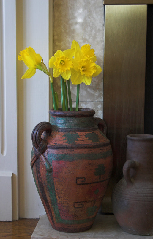 """Daffodils (Submitted to <a href=""""http://www.un-sinnig.de/tuesday/"""">Tuesdays Photos</a> for """"Flower"""")"""