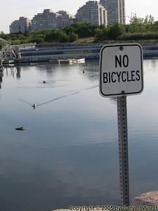 No Bicycles