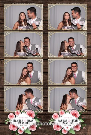 Photo Strips - 5/27/18 - Hannah & Ryan