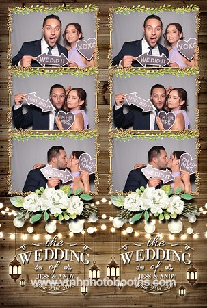 Photo Strips - 6/23/18 - Jess & Andy