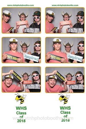 Photo Strips - 6/8/18 - Windsor Project Graduation