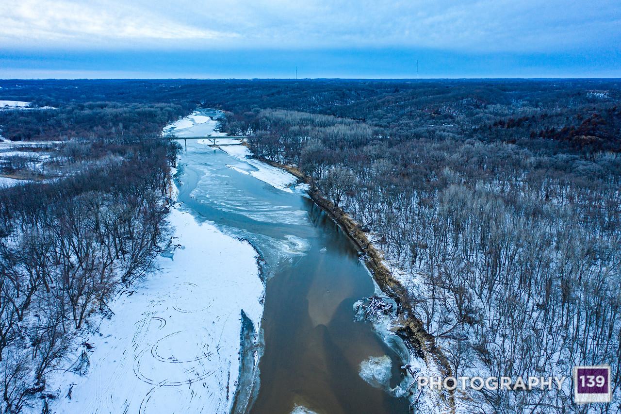 Rodan139: Des Moines River Valley
