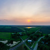 Drone Photography - Kamrar, Iowa