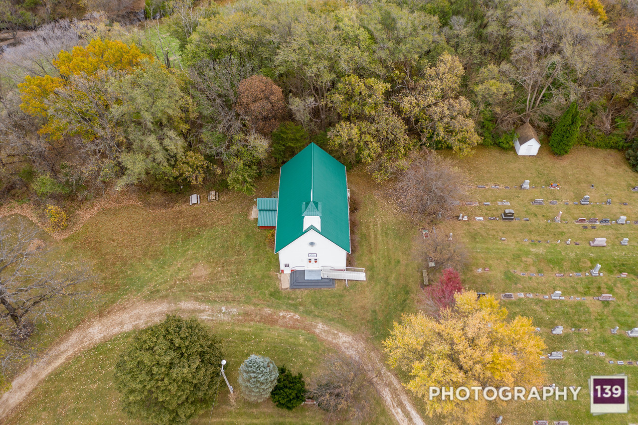 Rodan139: Mackey United Methodist Church