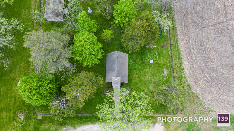 Drone Photography - Small Church