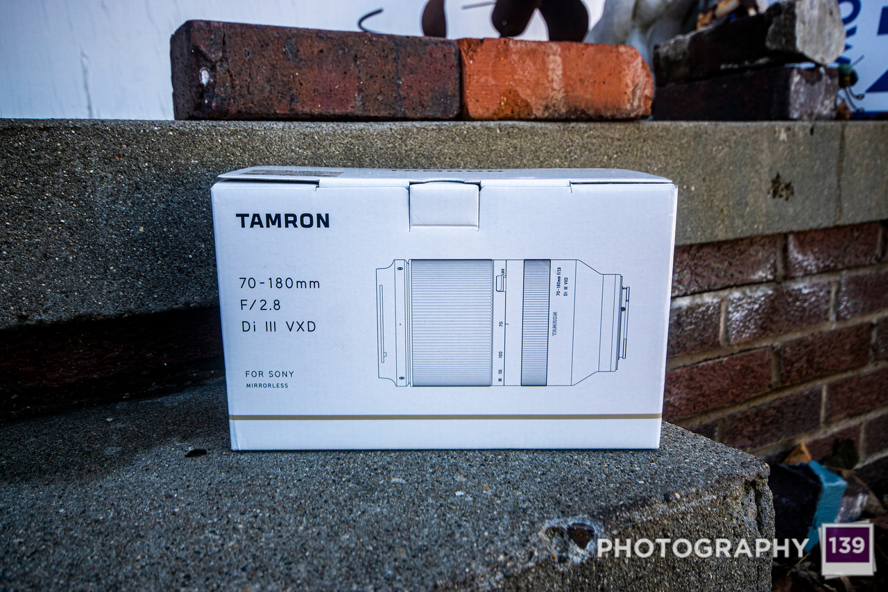 Tamron 70-180 f/2.8