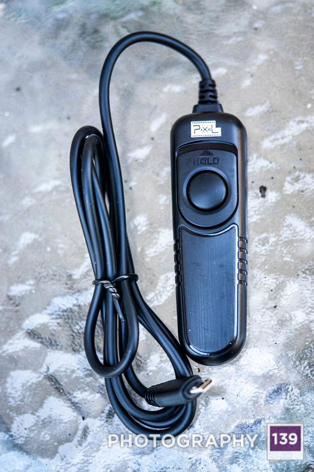 A7 II Remote Control