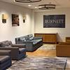 Burnett House; Day Student area for lounging, storage, studying Burnett House