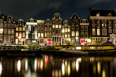 Amsterdam Night Photography Tour