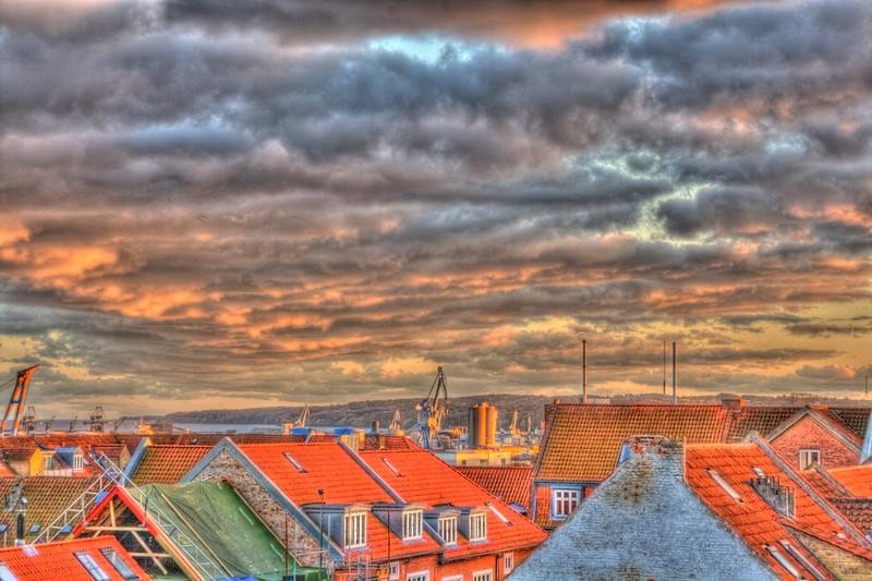 Århus Sunset #6