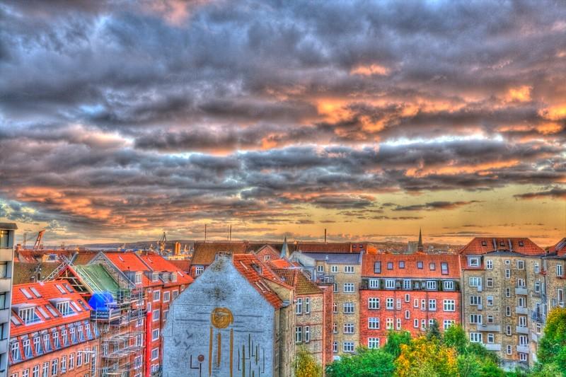 Århus Sunset #4