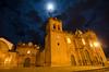 night time in Cusco, Peru