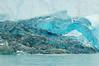 floating iceburg from Perito Moreno Glaciar, Argentina