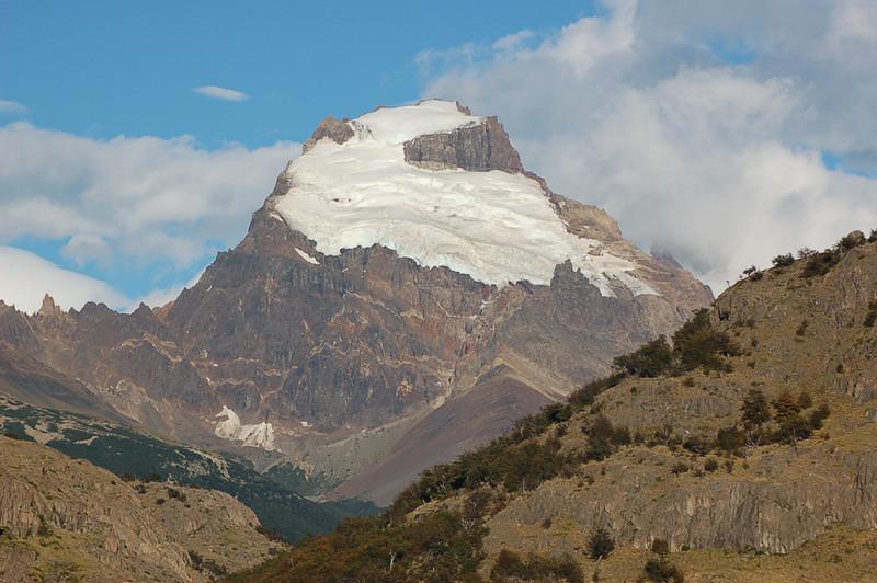 Cerro Solo (Flint's Mtn), El Chalten, Patagonia, Argentina