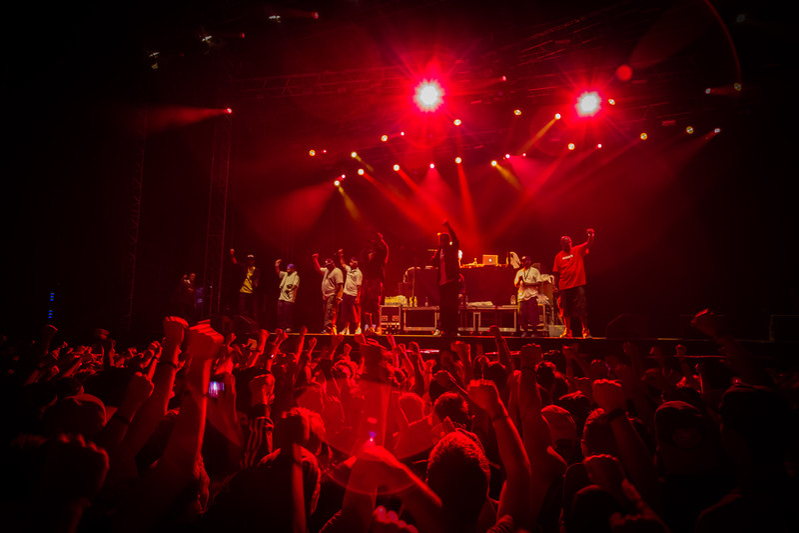 Lørdag - Wu-Tang Clan