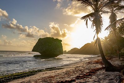 Bathsheba Sunrise