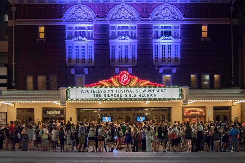 ATX Television Festival at Paramount Theatre