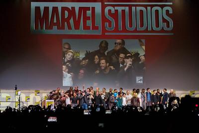 Marvel Studios Panel