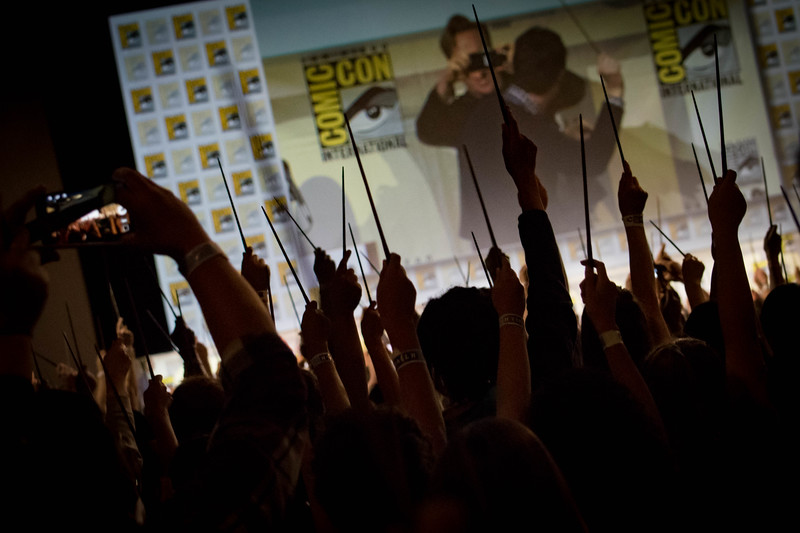 Warner Bros Fantastic Beasts and Where to Find Them Panel