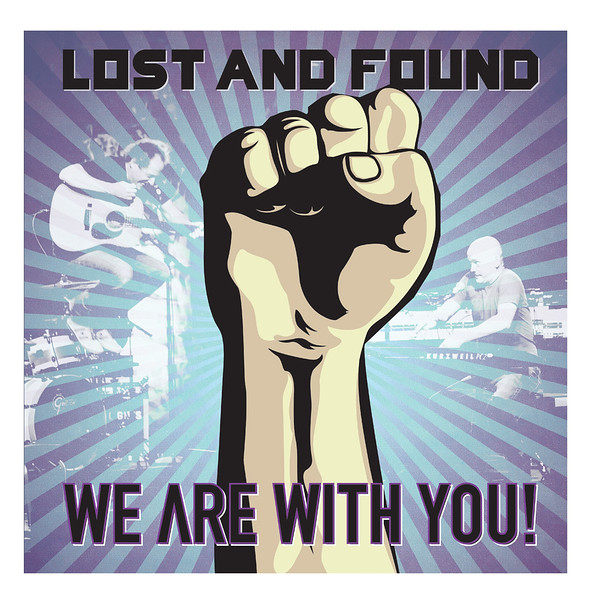"""Album Cover for """"We Are With You"""""""