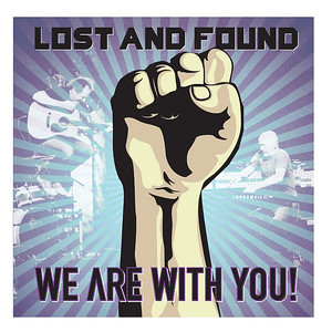 "Album Cover for ""We Are With You"""