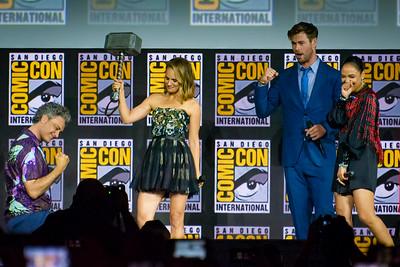 Marvel Studios Panel 2019