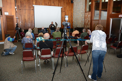 Birds of Prey Class at Jenny Wiley State Resort Park.
