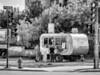 "7.7.2017 Taco ""truck"" on the corner"